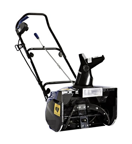 Snow Joe SJ621-RM Factory Refurbished 18-Inch 13.5-Amp Electric Snow Thrower With Headlight by Snow Joe