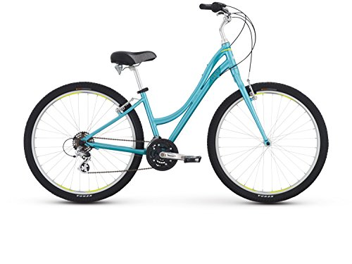 Raleigh Bikes Women's Circa 2 Step Thru Comfort Bike, 13