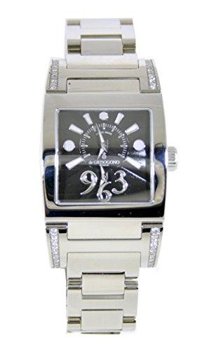 de-grisogono-tino-acier-analog-quartz-mens-watch-n01-002-b-certified-pre-owned