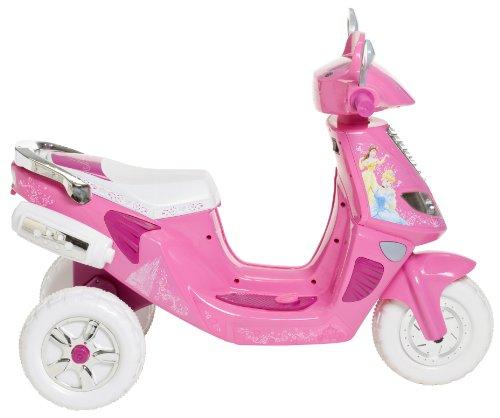 Kid Trax Princess 6V Scooter