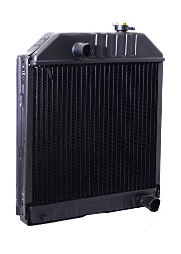 Armor 81875325 Radiator Fits FORD 3000, 2000, 2100, 2120, 2300, 2600, 2610, Aluminum by Armor