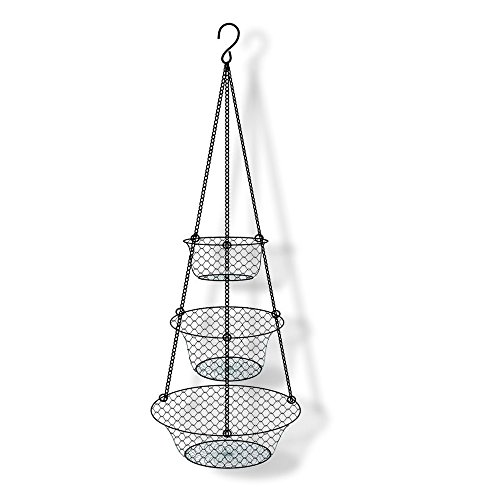 LIFANG 3 Tier Hanging Basket