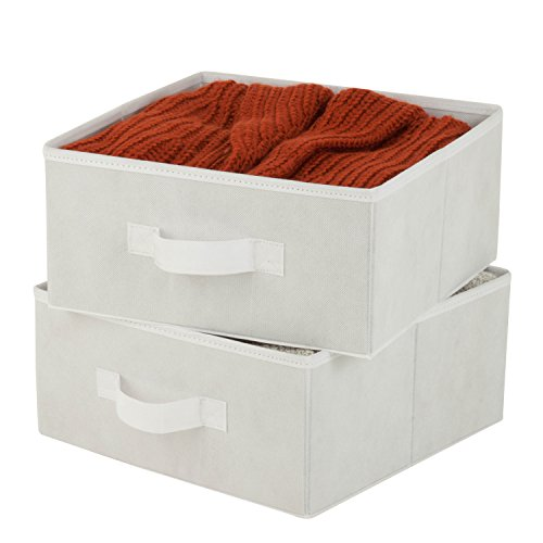 Honey Can Do Non Woven Storage Drawers Handles