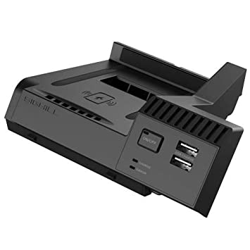 SIGHILL Dock C63 CAR Wireless Charger Unit for Mercedes-Benz C-Class All  Models GLC All Models