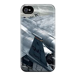 NNOrYhO7355sPSHD Case Cover Ace Combat Fires Of Liberation Iphone 4/4s Protective Case
