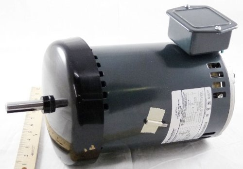 Carrier Original Parts Condenser Fan Motor HC44VL852, GE 5KCP39SGL288AS 1/2HP,1075RPM 208/230/460V