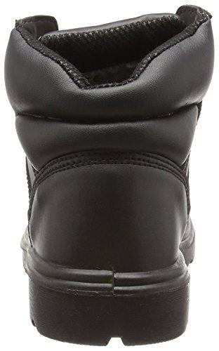 Toesavers 2416 - Calzado de protección Unisex adulto Black (Black)