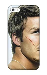 Iphone 5/5s Case, Premium Protective Case With Awesome Look - David Beckham