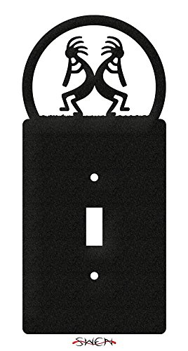 SWEN Products KOKOPELLI Wall Plate Cover