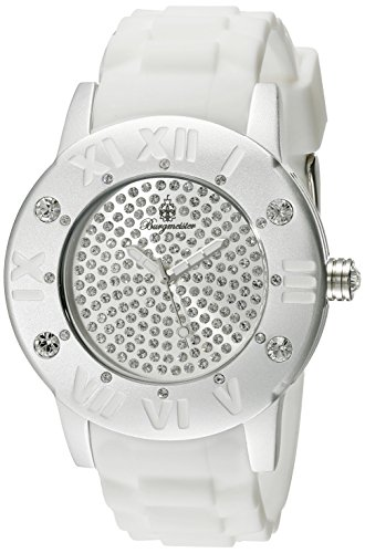 Burgmeister Women's BM165-516 Silicone Magic Analog Watch