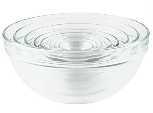 Show Luminarc Stackable 9-Piece Bowl Set price