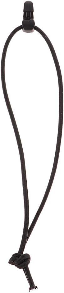 perfk 10 x Rucksack Spanngummi Spanngurt Zeltgummi Spannseil elastisches Seil