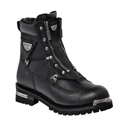 9 Black Boot Size 5 MMCC Throttle 8pCqxx4tw