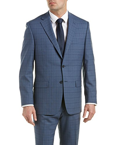 Austin Reed Mens Classic Fit Wool Suit With Flat Pant 40s Blue Buy Online In Botswana At Botswana Desertcart Com Productid 44450584