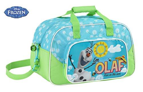 Die Eiskönigin OLAF Disney Sporttasche 40x24x23 Schultasche Tasche Elsa Anna (41)