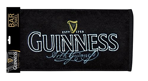 (Arthur Guinness Signature Bar Towel)