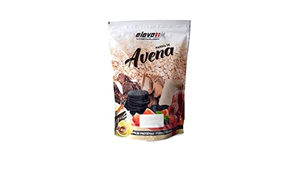 Elevenfit Harina de Avena - 1 Kg Kit-Max: Amazon.es: Alimentación ...