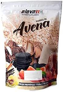 Elevenfit Harina de Avena - 1 Kg Natillas: Amazon.es: Alimentación ...