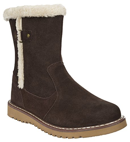 Boots Women's Ankle Brown Trespass earth Lockwood q4SaxawRB