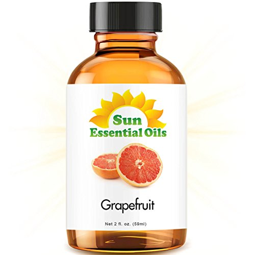 Grapefruit (2 fl oz) Best Essential Oil - 2 ounces (59ml)