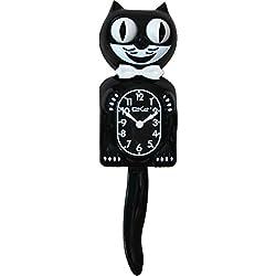Kit-Cat Wall Clock, Black