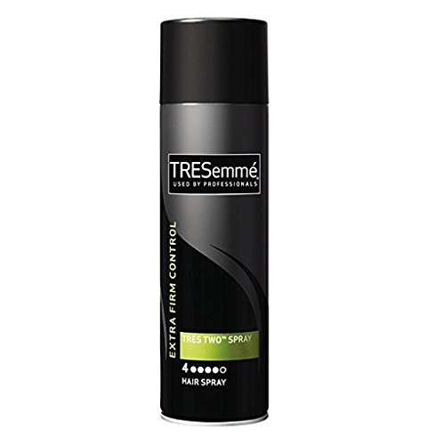 Tresemme Two Hairspray Extra Hold 11 Ounce Aerosol (325ml) (6 (Tresemme Two Extra Hold)