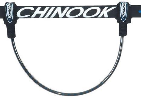 Chinook 18 líneas de windsurf arnés fija, negro: Amazon.es ...