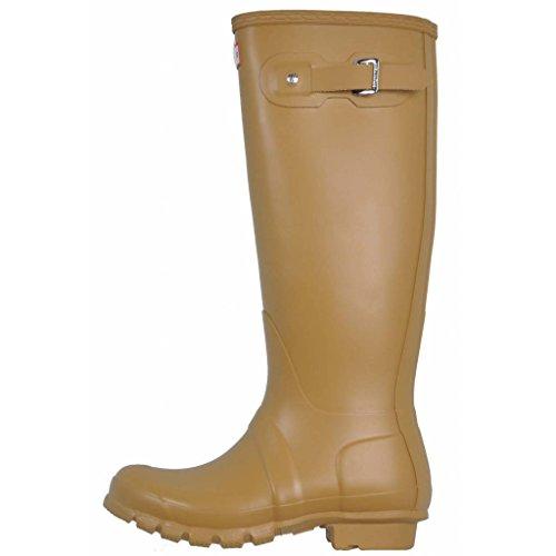 Boots Ankle High Hunter Women Brown Wellington 4tzpIwq