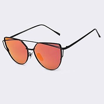 TIANLIANG04 Gafas de sol de Moda Mujer gafas de sol polarizadas HD populares verano lentes de