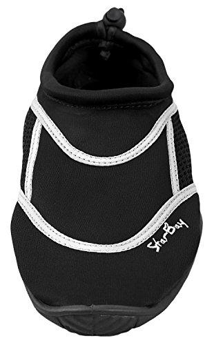 Starbay Varumärke Mens Sport Vatten Skor Aqua Strumpor Svart 5902