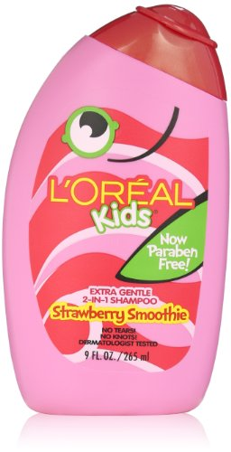 LOreal Gentle Shampoo Strawberry Smoothie