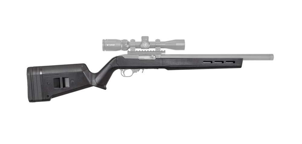 Magpul Hunter X-22 Stock for Ruger 10/22, Black by Magpul