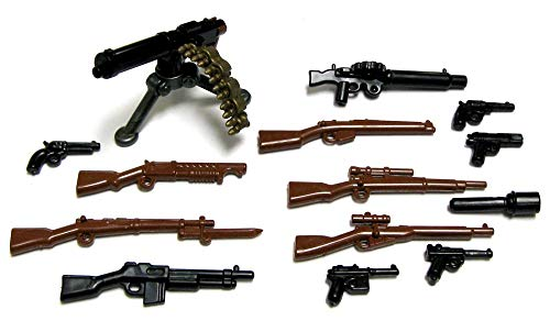 "BrickArms World War I Battlefront WWI 2.5"" Weapons Pack"