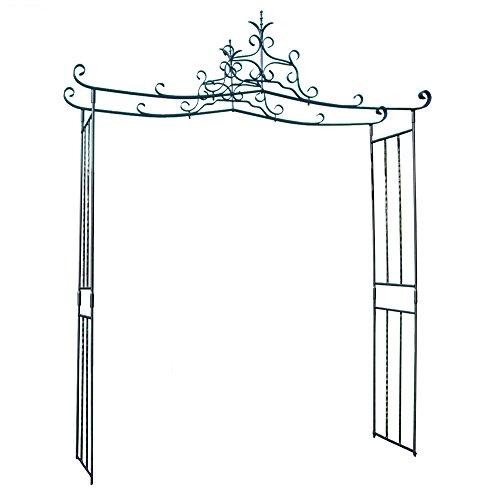 Achla Designs Chippendale Arbor Garden Arch