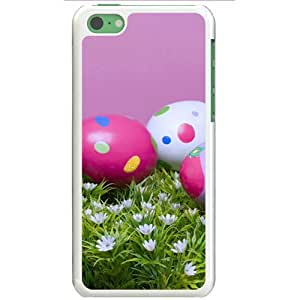Apple iPhone 5C Cases Customized Gifts Of Easter Easter White