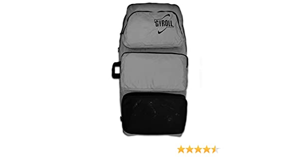 f23f5a27dabd Amazon.com   Gyroll Mike Stewart Ultra Light Double Board Bag - Grey    Surfboard Bags   Sports   Outdoors