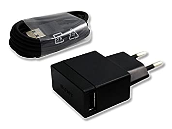 Sony EP880 - Cargador y cable EC801, 1500 mAh, universal ...