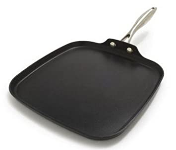 Scanpan Professional Griddle, 11-Inch by 11-Inch