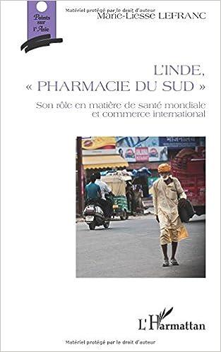 L'inde, pharmacie du sud