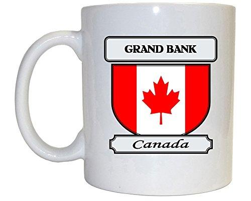 Grand Bank, Canada City Mug
