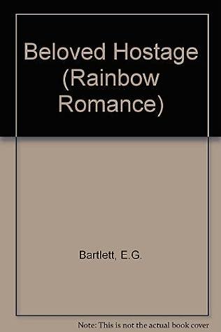 book cover of Beloved Hostage