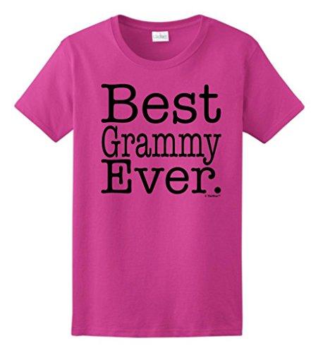 Best Grammy Ever Ladies T Shirt