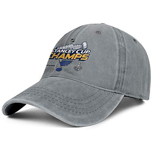 LHSMNCZIRW Denim Baseball Hat Unisex Man's Hip Hop Adjustable Mesh Captain Flat Cap