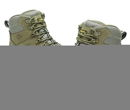 Kamel Kvinners Targe Vanntett Utendørs Boot Farge Armygreen Størrelse 37 M Eu
