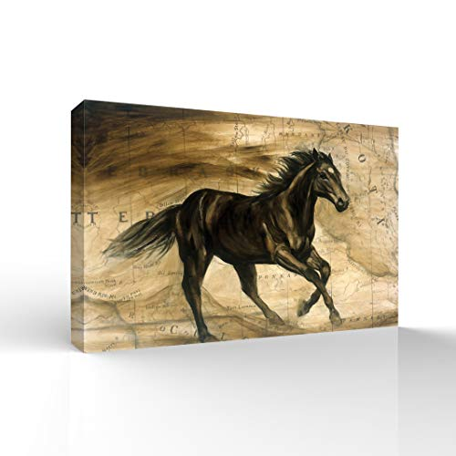 Galloping Horse Painting for Bedroom Living Room ation