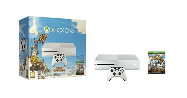 Xbox One White + Sunset Overdrive [Importación Italiana]: Amazon ...