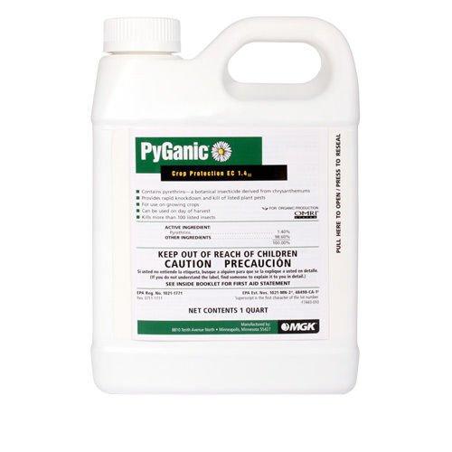 APS Pyganic Crop Protection Ec 1.4 Ii Mgk Pyrethrins Orga...