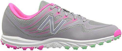 Pictures of New Balance Women's NBGW1006 Golf Shoe Green/Natural 3