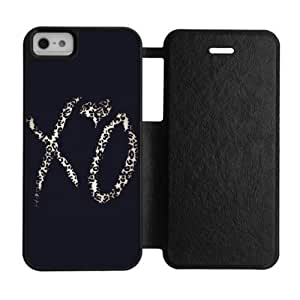 CSKFUThe Weeknd XO Flip Flap iphone 6 5.5 plus iphone 6 5.5 plus Case Leather Cover Durable Protective Shell Shin for phone iphone 6 5.5 plus iphone 6 5.5 plus
