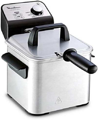 Moulinex Compact Pro AM3220 Freidora de 2 L de aceite y 600 g de ...